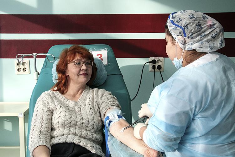 УЗ«Слонимская областная станция переливания крови» 6