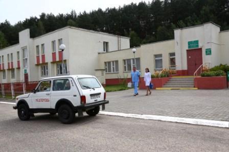 Жировичская участковая больница 5