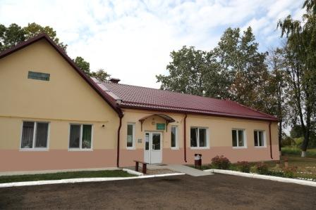 Сеньковщинская амбулатория врача общей практики 3